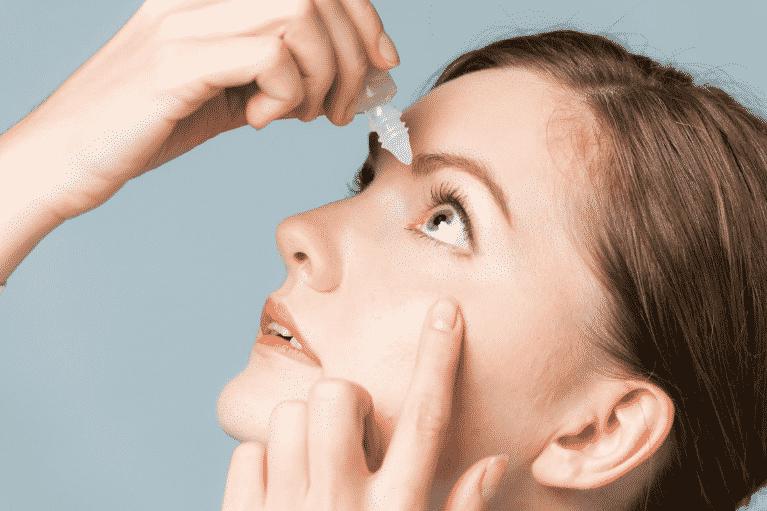 緑内障目薬まつげ副作用