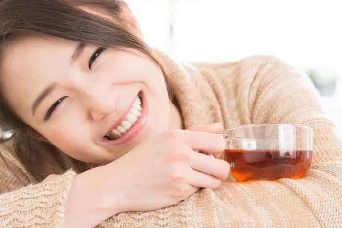 柿の葉茶 効能 成分
