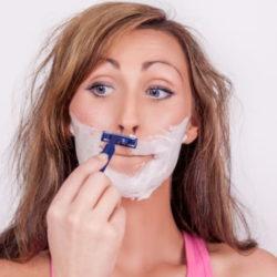 顔の産毛 薄くする方法