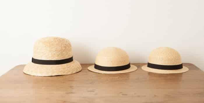 運動会服装帽子